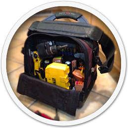 Emergency Appliance Repair Toolbag